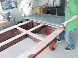Pool table moves in Grand Rapids Michigan