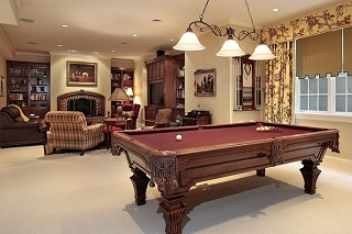 Grand Rapids Pool Table Relocation Image