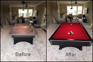 pool table moves pool table repair in grand rapids content