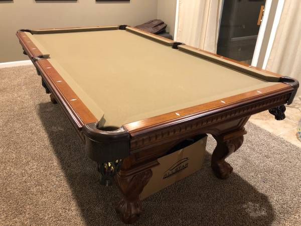 SOLO® - Grand Rapids - 8ft Pool Table-70