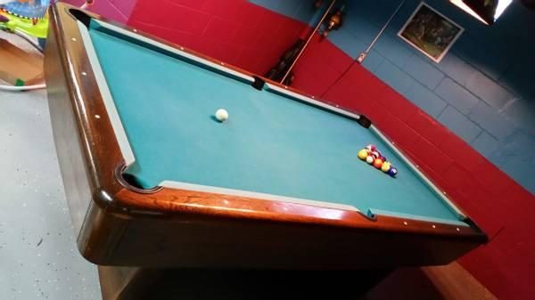 SOLO® - Wyoming - Smith Bros Pool Table-3