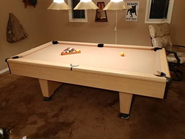 SOLO® - Holland - 7' Pool Table-62