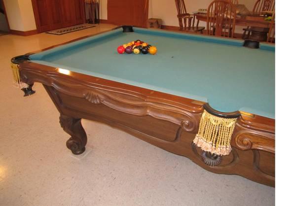 SOLO® - Kalamazoo - Brunswick Orleans Pool Table-38