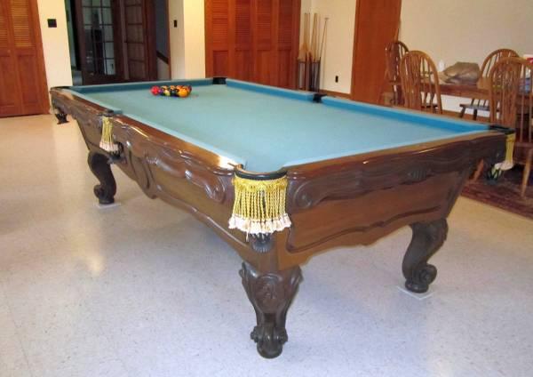 SOLO® - Kalamazoo - Brunswick Orleans Table-64