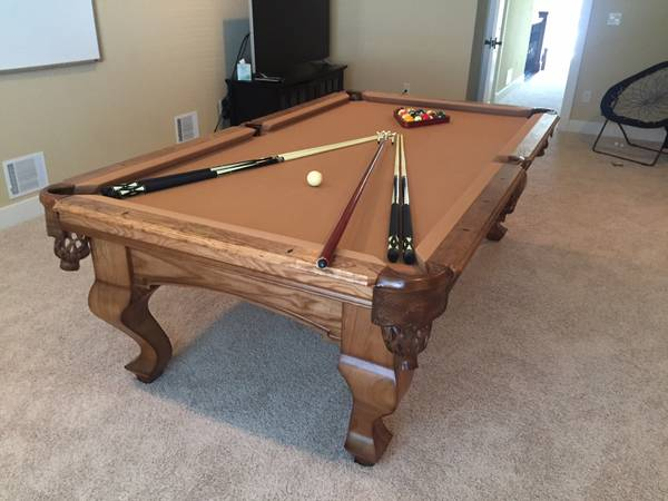 Solo Grand Rapids 8 Slate Gore Gulch Vitalie Pool Table 11