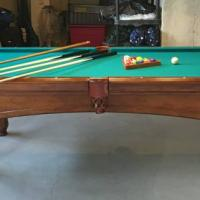 Pool Table by Legacy Billiards
