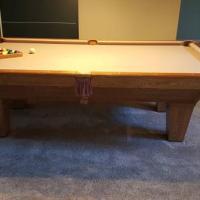 Pool Table / Ping Pong