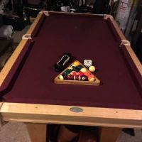 Olhausen The Best In Billiards Pool Table