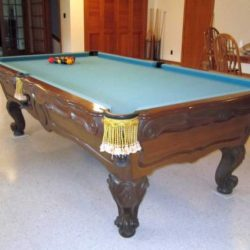 Pool Table , 8'