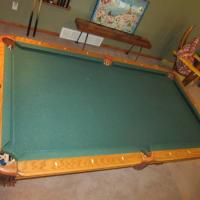 AMF Belle Pool Table 7'