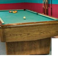 Smith Bros Pool Table