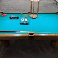 Olhausen 8' Pool Table