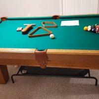 Olhausen 7ft Drake Pool Table(SOLD?