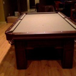 Olhausen Billiards Table (SOLD)
