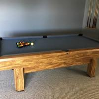 Brunswick Buckingham Pool Table