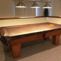 Pool Table Victoria Game Room Furnishings