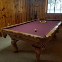 Proline '8 Slated Pool Table For Sale