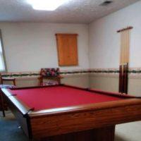 9' Kasson brand Pool Table For Sale